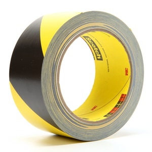 2 in. Rubber and Vinyl Safety Stripe Tape 3M021200
