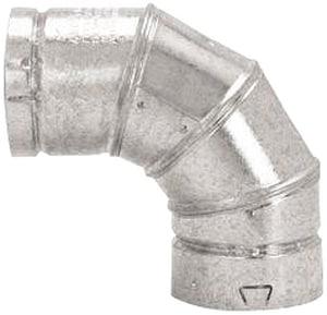Selkirk Americas Type B RV Round Gas Vent 90 Elbow MRV90