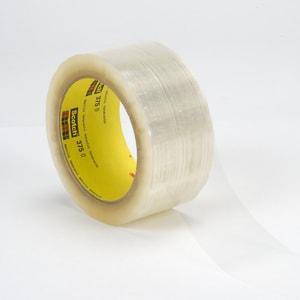 3M Scotch® 50m x 48mm Box Sealing Tape in Clear 3M02120072406