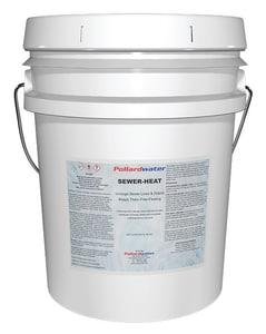 Enviro Health Corp 55 lb. Pail High Heat Alkaline Granules Drain Opener ESH100 at Pollardwater