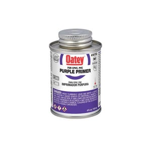 Oatey ASTM F-656 Primer in Purple O30755