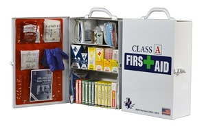 Class A First Aid Kits & Cabinets
