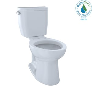 Entrada™ 1.28 GPF Close Coupled Elongated Toilet