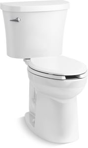 Kingston™ Comfort Height Two-Piece Complete Solution Toilet