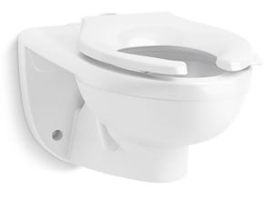 Kingston™ Ultra Wall-mounted Flushometer Bowls