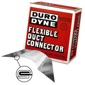 Duro Dyne National 24 ga Junior Excelon Duct Connectors D3017