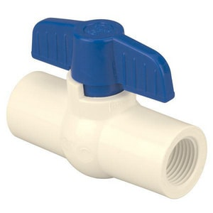 Nibco 4770 CPVC Full Port Slip 150# Ball Valve N4770