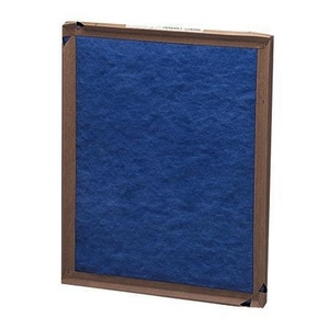 Clarcor Air Filtration Products 14 x 24 x 1 in. Polyester Air Filter C5039701508
