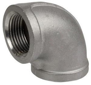 150# 316 Stainless Steel Street 90 Degree Elbow DS6CT9SP114