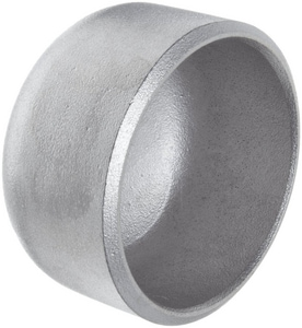 Schedule 10 304L Stainless Steel Cap IS14LWCAP