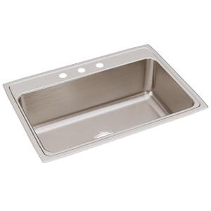 Elkay Gourmet Lustertone® Kitchen Sink Bowl EDLR312210