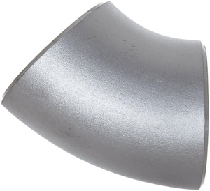 Schedule 40 304L Stainless Steel Long Radius 45 Degree Elbow IS44LW4