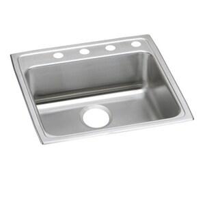 Elkay Lustertone® Single Hole Single Bowl Bar Sink ELRAD2222601