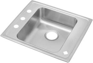 Elkay Lustertone® 1-Basin Topmount Fountain Sink Bowl EDRKAD222065