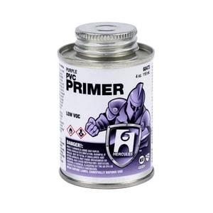 Hercules PVC Primer in Purple H604