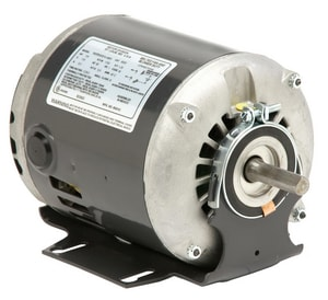 US Motors 115V 1725 rpm Belted Blower Motor USM8100