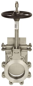 FNW 316L Stainless Steel Buna Lug Bidirectional Knife Gate Valve FNW68BB