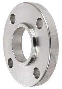 150# 304L Stainless Steel Slip-On Raised Face Flange DS4LRFSOF