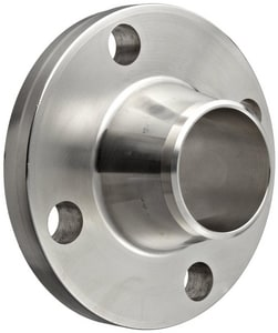 Weldneck 150# 316L Stainless Steel Raised Face Flange IS6LRFWNF