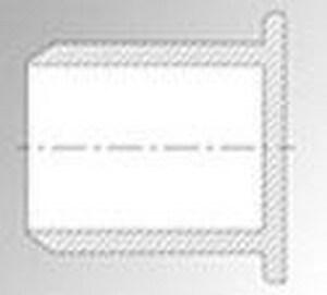 Harrington Corporation IPS Straight SDR 21 PVC Plug PPRP