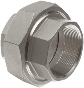 150# Threaded 304L Stainless Steel Union IS4CTU