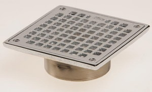 Jay R. Smith Manufacturing 5 in. Square Strainer SBNBS