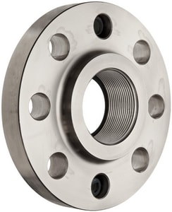 Threaded 150# 316L Stainless Steel Raised Face Flange IS6LRFTF