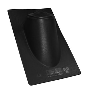 Oatey High-Rise® Thermoplastic All-Flash No-Calk Roof Flashing 11 x 19 in. Base O11930