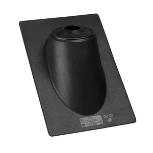Oatey High-Rise® Thermoplastic All-Flash No-Calk Roof Flashing 13 x 20 in. Base O11931