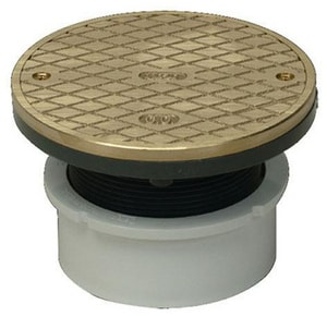 PROFLO® Adjustable PVC Hub Fit Cleanout Assembly PF42807