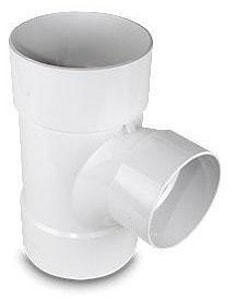 Multi-Fittings Corporation SDR 35 Hub PVC Sewer Wye MUL04012