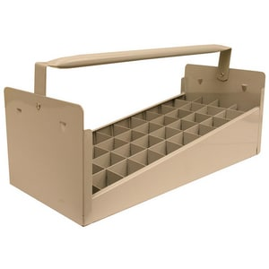 Jones Stephens 1/2 in. 77-Piece Steel Cap Nipple Tote Tray JN70050