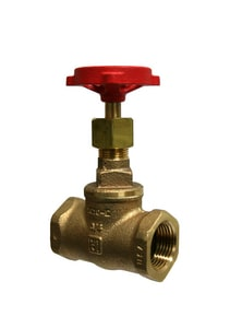 Milwaukee Valve 200# Bronze Threaded Bonnet Globe Valve M600