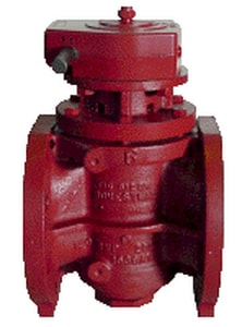 Homestead Valve 200 psi Cast Iron Threaded Lubricated Plug Valve H611
