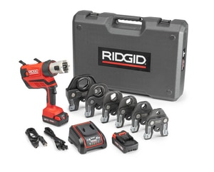 RP 350 1/2 - 2 in. Battery Tool Kit