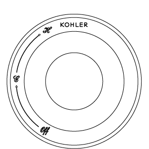 Kohler Graphic Cover K77971