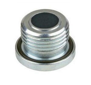 Threaded Forged Steel Round Head Plug IFSTRHP