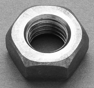 B7 Stud with Double Hex Nut B7SDHNG