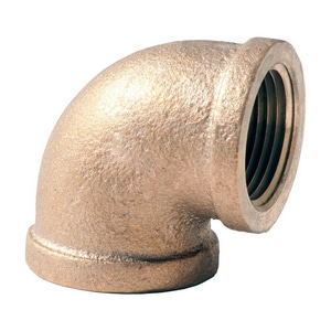 FNPT Brass 90 Degree Elbow IBR9