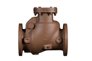 American Flow Control Flanged Swing Check Valve AFC52SC