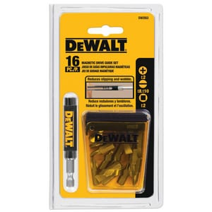 DEWALT Steel Drive Guide Set DDW2053