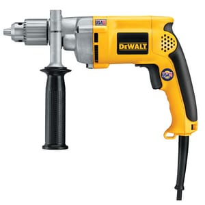 Dewalt 1/2 in. 850 rmp Variable Speed and Reversible Heavy Duty Drill DDW235G