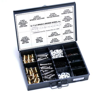 T&S Brass Master Part Kit TB7K