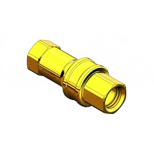 T&S Brass NPT Gas Quick Disconnect TAG5C