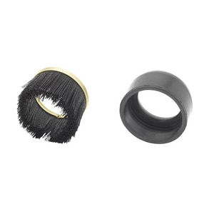 T&S Brass Brush Attachment Black TBR10