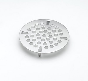 T&S Brass Stainless Steel Flat Strainer T01038645