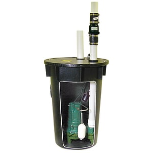 Zoeller Sewage Pump Packaged System Z9120010