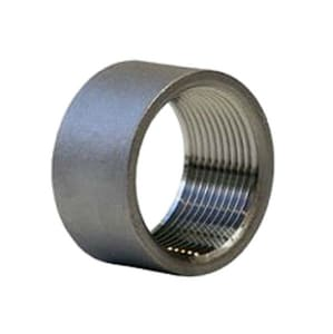 Threaded Black Carbon Steel Coupling BSHCST