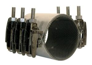 Ford Meter Box Repair Clamp 22.27 - 21.52 in. FF22227