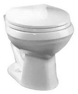 PROFLO® 1200 Series Round Front Toilet Bowl in White PF1200WH